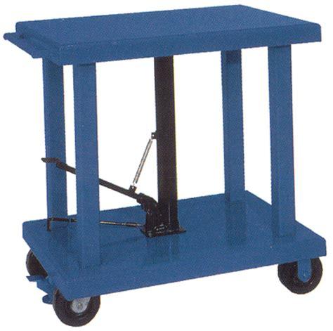 Hydraulic Table Lift by Hydraulic Lift Tables Medium And Heavy Duty