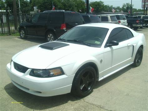 Mustang Auto Dallas Tx by 2004 Ford Mustang Gt Deluxe 2dr Coupe In Dallas Tx Danny