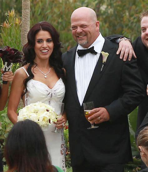 Rick Harrison Marries Deanna Burditt