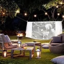 backyard projector get your garden patio or balcony summer ready with these