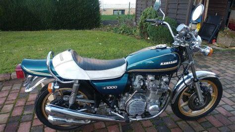 Kawasaki A1 Motorrad by Kawasaki Z1000 A1 Bj 1977 In H 246 Xter Oldtimer
