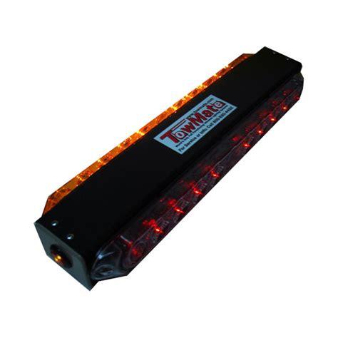 wireless tow light bar towmate wireless towlight and led strobe detroit wrecker