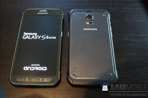 galaxy s5 exclusive samsung galaxy s5 active for europe sammobile
