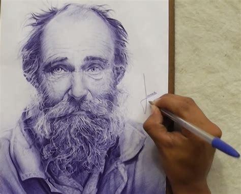 Dibujos Realistas Boligrafo | 6 dibujos super realistas hechos s 243 lo con bol 237 grafo pen