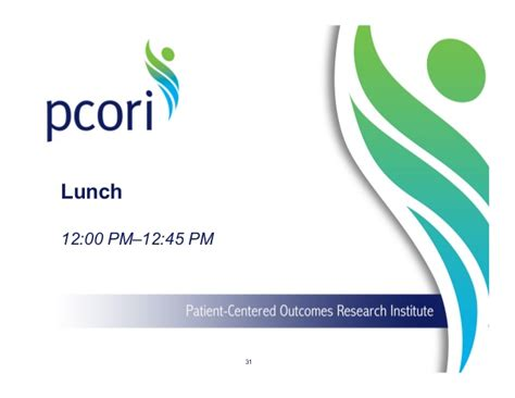 Pcori Hiring Manager Treatment Options For Back