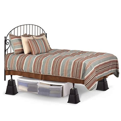 Bed Frame Risers The Best Interior Bed Frame Risers