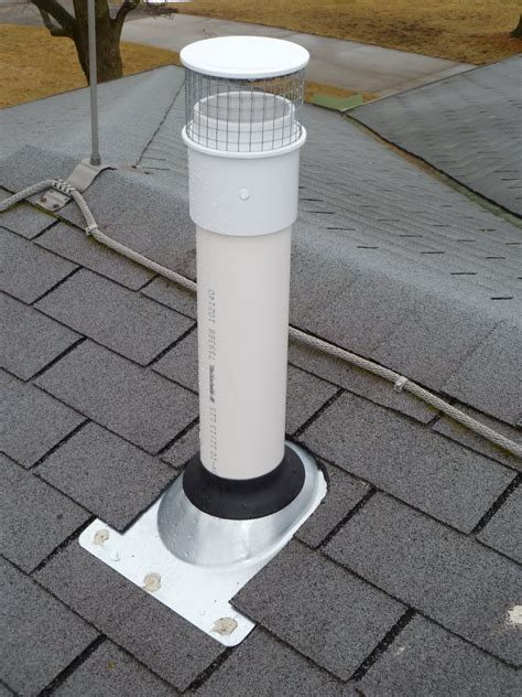 Plumbing Vent Pipe by Innovative Vent Pipe Roof Cap For Roof Vent