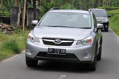 subaru malaysia subaru xv malaysia test drive review