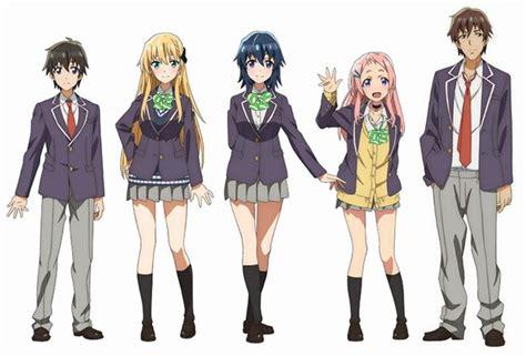 anime the gamers crunchyroll megumi han hisako kanemoto voice the leads