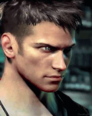 dante dmc hairstyle dante gif find share on giphy
