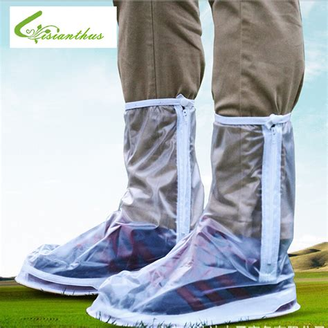 in stock new high quality rainproof shoes cover motorcycle