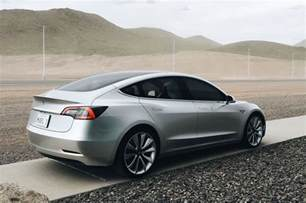 The Tesla Exclusive Tesla Model 3 Photo Shoot At The Gigafactory