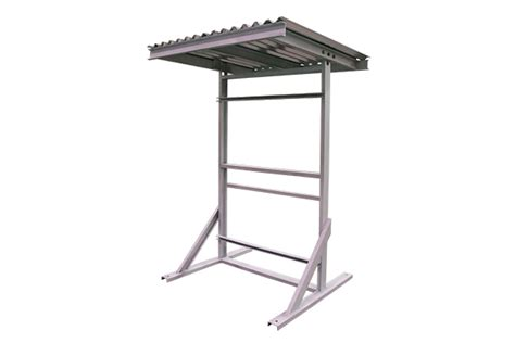 Instrument Rack by Parkline Inc Products Instrument Racks Sheds