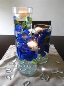 Send Flowers Without Vase Items Similar To Blue Delphinium Flower Floating Candle