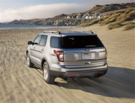 Ford Cabin by Feds Investigating Ford Explorers Exhaust Leaking