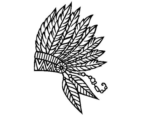 coloring pages of indian feathers large indian feather coloring page coloring pages