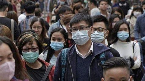 virus corona mengganas  chinamasker lebih berharga
