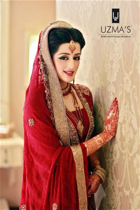 5 TOP BRIDAL MAKEUP SALONS IN LAHORE
