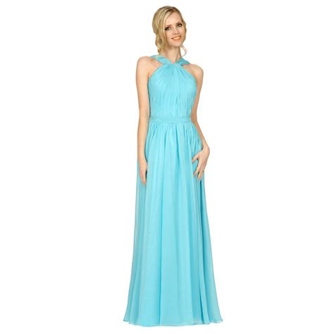 draped formal dress sexyher high neck draped ruching style bridesmaids formal