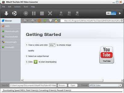 full hd video youtube download free download xilisoft youtube hd video converter 3 4 1