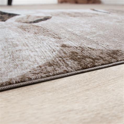 wohnzimmerteppich beige teppich kreis design modern wohnzimmerteppich braun beige