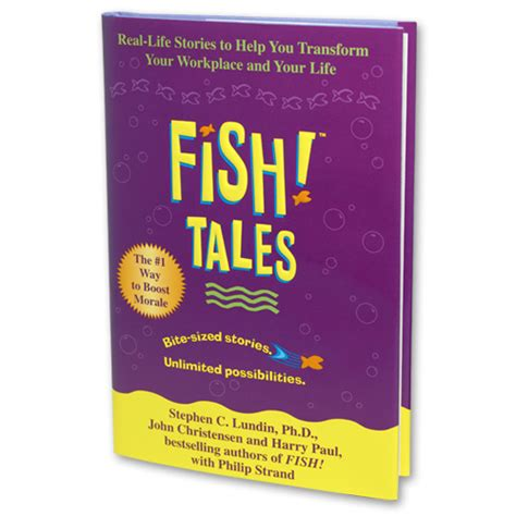 fish picture book fish tales book creators of fish philosophy