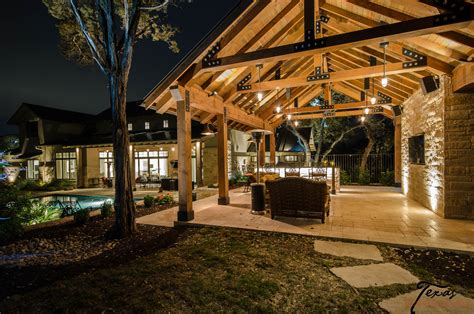outdoor lighting for your outdoor living space patio