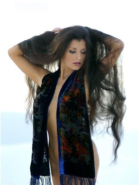 by foxyanyacom 22 best foxy anya long hair gianella cosio images on