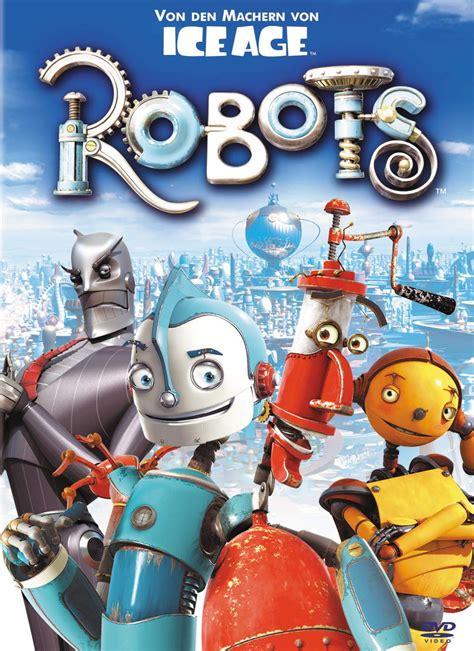 film of robot robots film