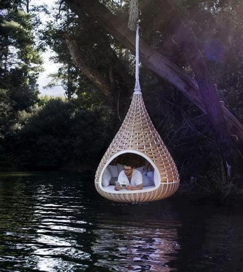 outdoor hanging furniture 33 awesome outdoor hanging chairs digsdigs