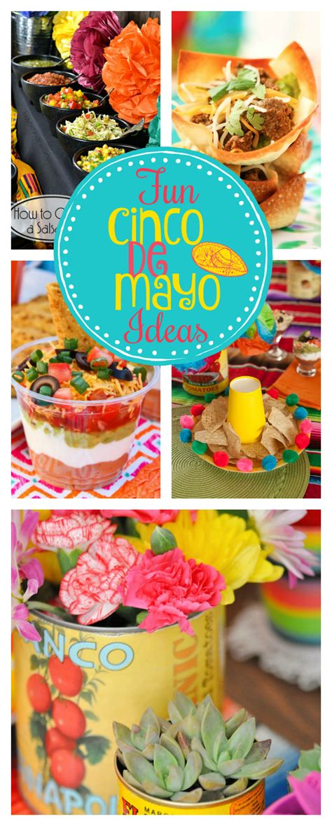 Mexican Themed Decoration Ideas by Mexican Themed Ideas For Cinco De Mayo Squared