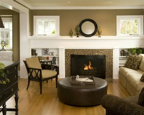 bungalow fireplace bungalow fireplace with bookcases fireplace ideas