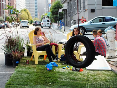Backyard Parking Park Ing Day 2014 The Most Amazing Pop Up Parks From