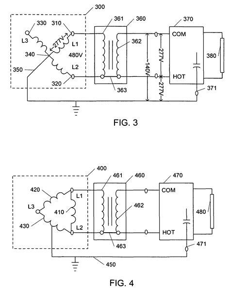 jefferson transformer wiring diagram transformer