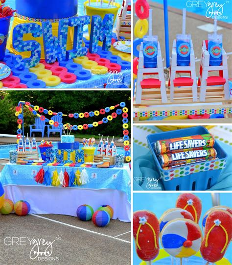 party themes end of summer how to host an end of summer party or back to school bash