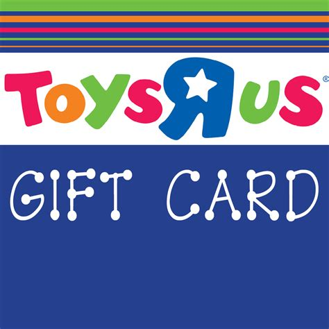 Us Gift Cards - toys r us gift card 100 educatus ca