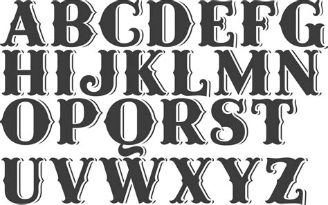 myfonts country typefaces - Country Style Lettering