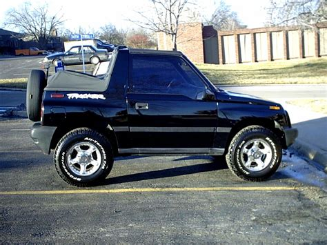 chevy tracker convertible 1997 geo tracker 2 dr std convertible geo pinterest