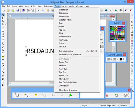 design software crack crack alligator flash full version free software download