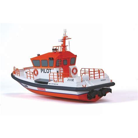 graupner multi jet rc boat graupner wp multi jet boat 2155 lotsenboot ebay