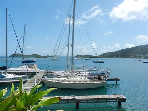 boat mooring options dock and mooring rentals bvi penns landing marina