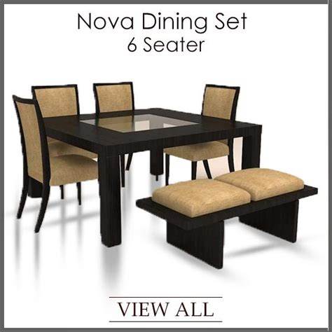 6 seat dining table and chairs 20 best 6 seat dining tables dining room ideas