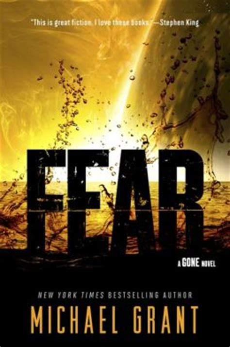 Novel Fear fear series 5 by michael grant 9780062099242 nook book ebook barnes noble