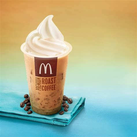 Coffee Float Mcd tandaseru detailed imaging