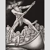 Dantes Inferno Painting Original | 600 x 775 jpeg 380kB