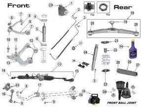2004 Jeep Liberty Brake System Diagram 2002 2012 Jeep Liberty Kj Jeep Suspension Parts Morris