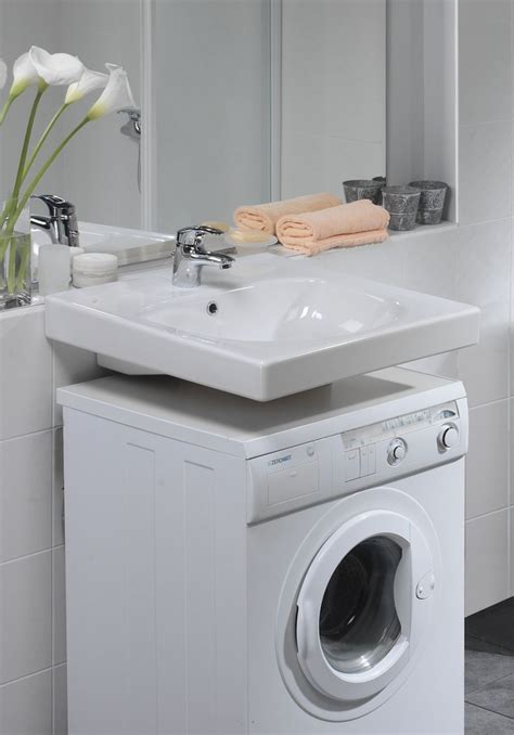 bathroom   washing machine  ways  arranging