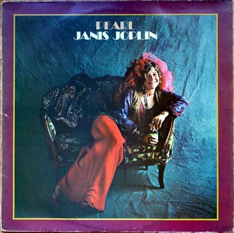 janis joplin pearl vinyl lp album discogs