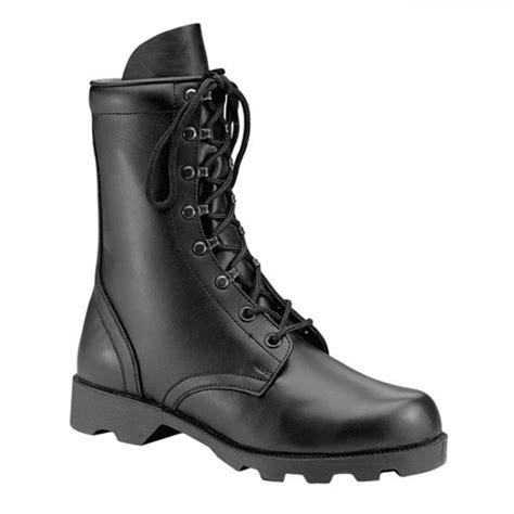 gi type black leather jungle army usmc cadet