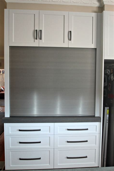 Appliance Storage Cabinet Custom Cabinetry Ballarat Cabinet Makers Cupboards